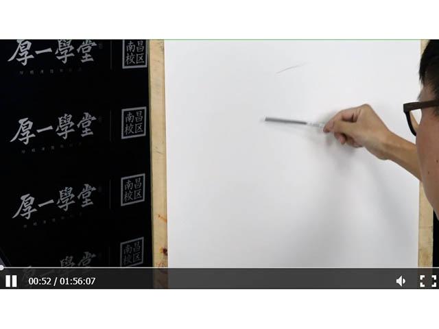 素描人物——朱滿義